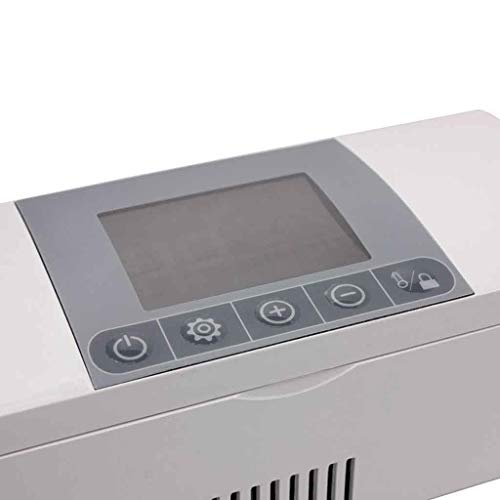 315eB00P7JL - YDSDM Refrigerador De Insulina Caja Medicina Refrigerador Refrigerador Pantalla LCD Control De Temperatura 2-8 ° C para Medicamentos