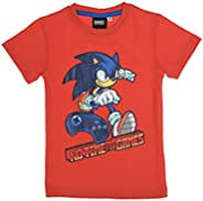 Sonic The Hedgehog - Camiseta para niño