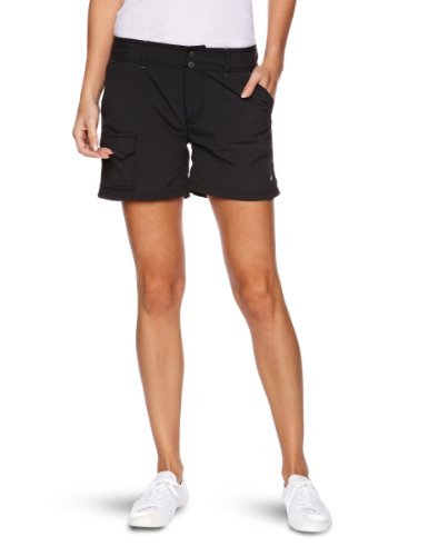 columbia-hose-silver-ridge-shorts-damen-hose-black-eu-40-herstellergrosse-m