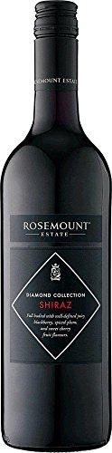 Rosemount Estate Shiraz Diamond Collection South Eastern Australia 2017 (1 x 0.75 l) -