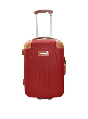 Murano  RIK, Sac à main pour femme, rouge (Rouge) - 95430/50_RED rouge