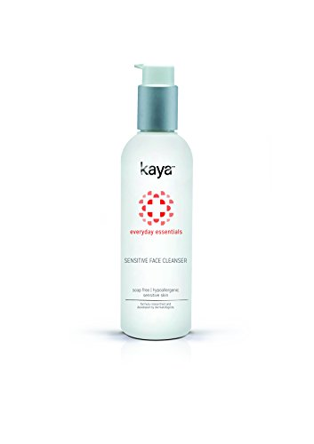 Kaya Skin Clinic Face Cleanser for Sensitive Skin, 200ml