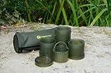 Ridge Monkey Modular Hookbait Pots (Green)
