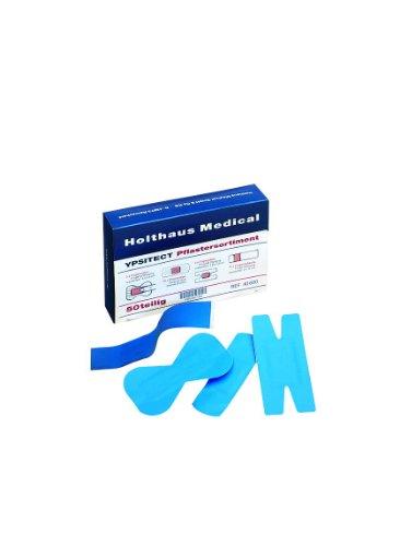 Ypsitect Pflastersortiment detectable, Schachtel 50 Stück