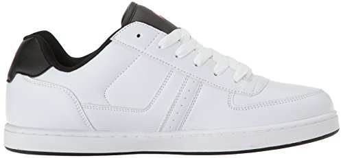 Osiris Relic White/Black/Red Weiß