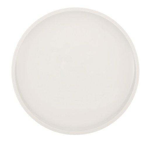 Villeroy & Boch Artesano Original Speiseteller, 27 cm, Premium Porzellan, Weiß