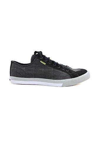 Pointer Canvas Sneakers Seeker III Black/Charcoal Maze UK9