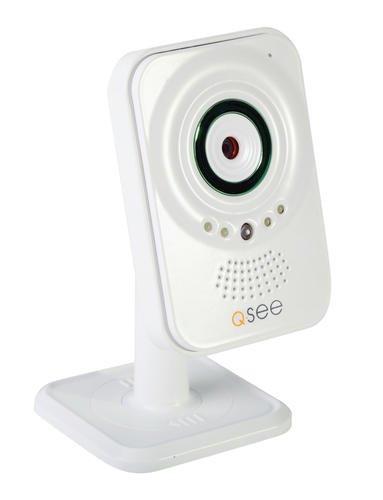 View IP Kamera mit Nachtsicht von 9 m, Weiß ()