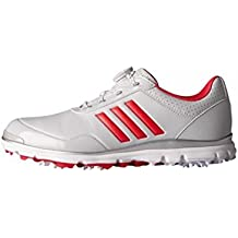reputable site d1269 a14d3 adidas Tour360 Boost Zapatos de Golf, Hombre, BlancoAzulPlata, 42.6