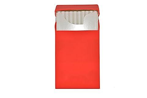 Mince Porte cigarettes Super Slim Étui à cigarettes SILICO Treat Your Joy