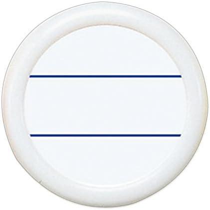 Kokuyo Round Round Round type nameplate Safety pin · Clip dual type Diameter 45 mm bianca naf - 10 W Japan | Il Nuovo Prodotto  | Nuovo Prodotto  | Eccezionale  | qualità regina  | Bassi costi  | Re della quantità  | Garanzia di qualità e quantità  | Ve 5858dd
