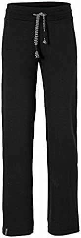 erima Damen Hose Green Concept Sweatpants, Black, 50 K, 210409