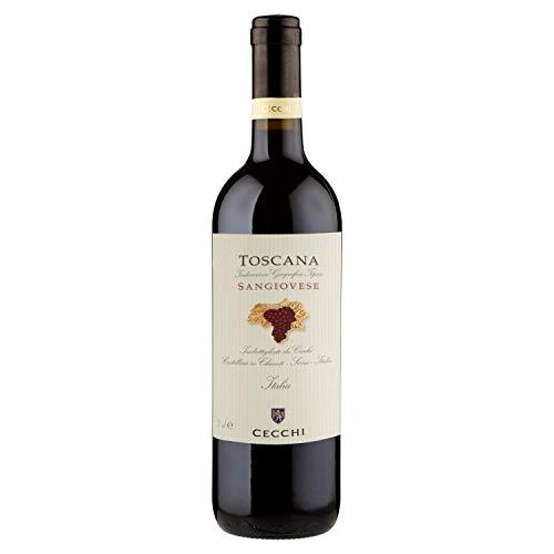 Bottiglia Vino Sangiovese 750 ml - I.G.T.