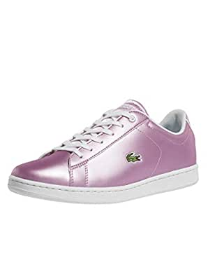 1bdf2e847 Image Unavailable. Image not available for. Colour  Lacoste Women Shoes  Sneakers ...