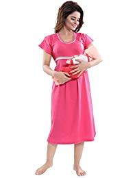 046a4603ee Amazon.in  Sleep   Loungewear  Clothing   Accessories  Nighties ...
