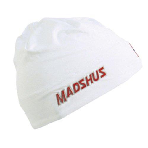 Madshus Lycra Race Hat, Herren, weiß, Einheitsgröße
