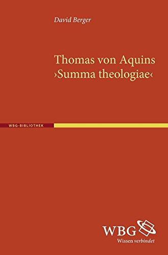 Thomas von Aquins >Summa theologiae< (Werkinterpretationen)