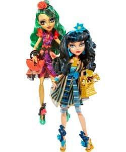 Monster High Gloom N Bloom Doll Assortment.