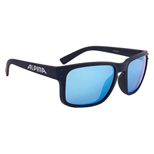 ALPINA Kosmic Promo Outdoorsport-Brille, Nightblue Matt, One Size
