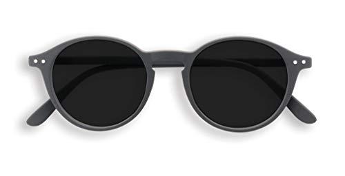 Izipizi Paris | SUN LetmeSee #D Grey Grey Lenses +0,00 | Sonnenbrille| Sonnenschutz