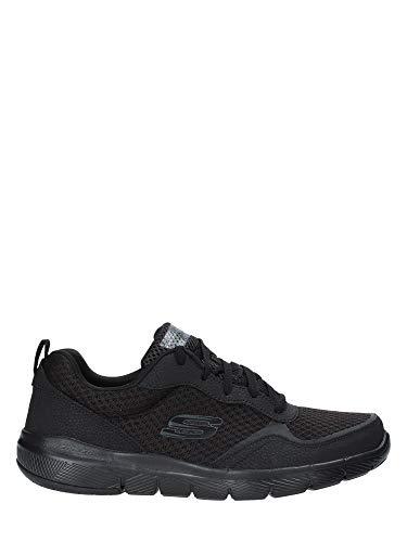 Skechers 52954 bbk sneaker uomo nero 42