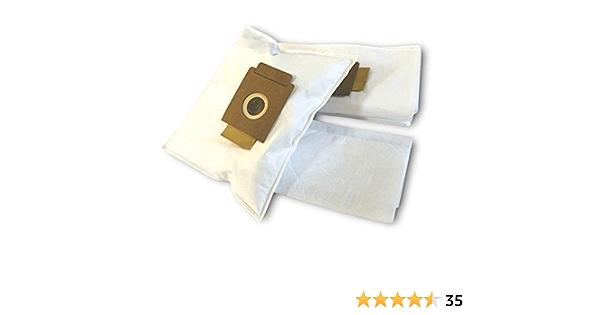 div 290 Filtre sacs 10 sacs pour aspirateur Aldi EVL 082