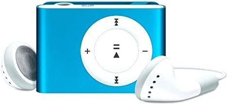 Lambent Mini Shuffle MP3 Player with Data Cable & Earphone