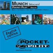 Pocket-Pilot München: Einzelkarten: Zentrum, Großraum & Region - Öffentliche Verkehrsmittel - Sehenswürdigkeiten - Ausflüge - Wissenswertes - Klima - ... und vieles mehr. Englische Ausgabe