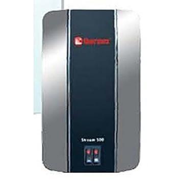 Thermex Stream 500 Weiß Klein Durchlauferhitzer Mit Armatur/Brause,  Elektronisch (Chrom): Amazon.de: Küche U0026 Haushalt