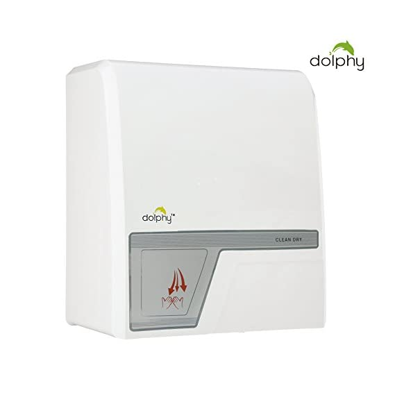 Dolphy Square Shape Automatic Hand Dryer