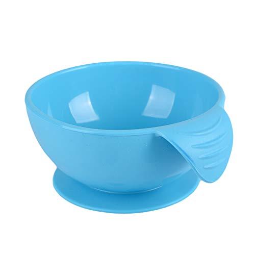 Love lamp Vaisselle pour Enfants Complète en Silicone Petit Bol Poignée De Bébé Bol De Formation Complément Alimentaire Bébé Bol d'alimentation
