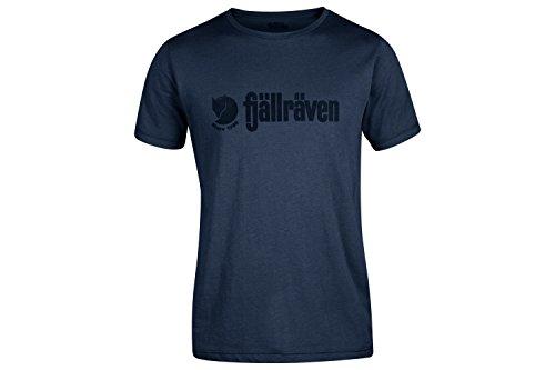 Fjällräven Herren Retro T-Shirt, Dark Navy, S