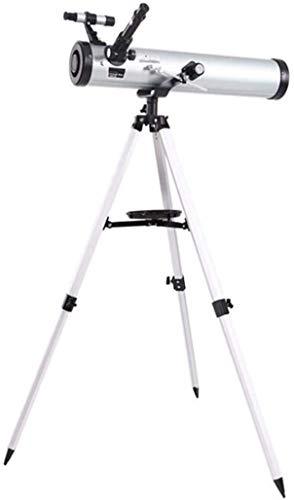 LFDHSF Astronomisches Teleskop für Kinder, Monocularssss Space Finder HD-Brechungsteleskop mit Stativ und Sternenbeobachtung Erste Schritte