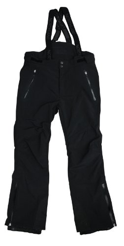 Northland Professional Herren Funktionshose Storm Shell XT Ms SKI Pants, black, 56, 02-03937