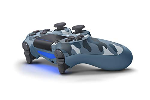 Extra Wireless Controller (PS4 - Dualshock 4 Wireless-Controller Camouflage Blue)