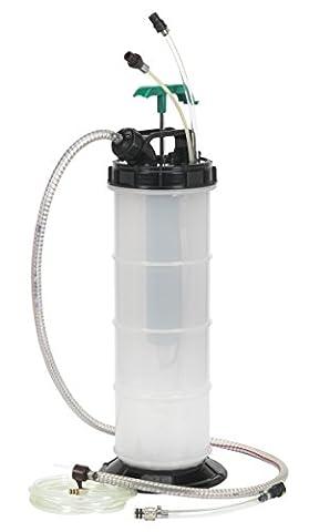 Sealey TP204 Vacuum Fuel/Fluid Extractor 8ltr