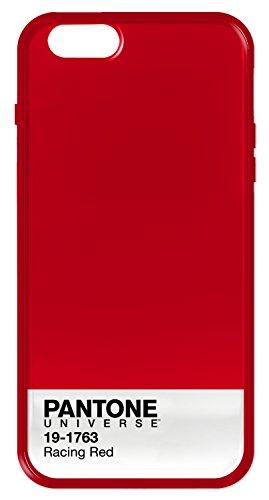 Case Scenario Pantone Universe IMD Schutzhülle Case Cover mit TPU Bumper für iPhone 6/6S -  Fiesta racing red