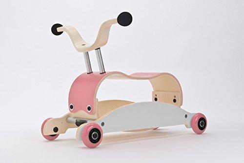 wishbone-mini-flip-mix-match-3in1-laufwagen-rutschauto-schaukel-in-farbe-top-pink-base-weiss-rader-p