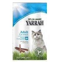 25 Pack of Yarrah Organic Cat Chew Sticks 15 g