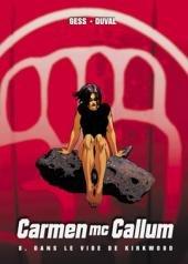 Carmen Mc Callum T8 - Tirage de Tête