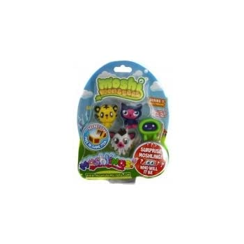 Moshi Monsters Moshling Collectable Figures (Styles May Vary)