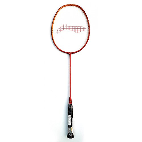 4. Li-Ning SS 99 Plus Carbon-Graphite Badminton Racquet