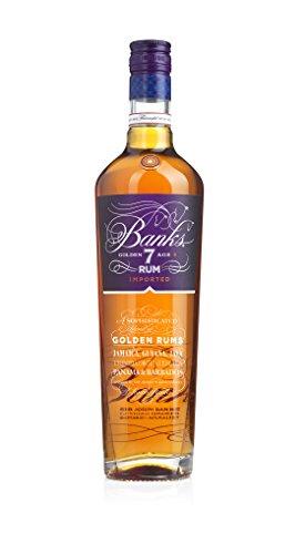 Banks 7 Golden Blend Premium Rum 0,7 l