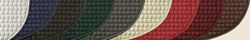 Eskadron Schabracke Cotton -Standard-, weiß, Dressur