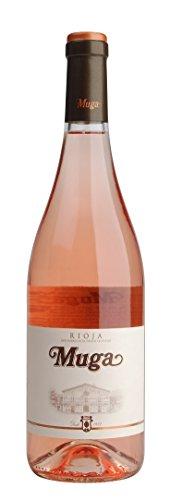 6x 0,75l - 2017er - Bodegas Muga - Rosado - Rioja D.O.Ca. - Spanien - Rosé-Wein trocken