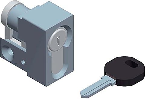 Schneider Electric NSYIN1242E2Schließzylinder Türschloss 1242E für