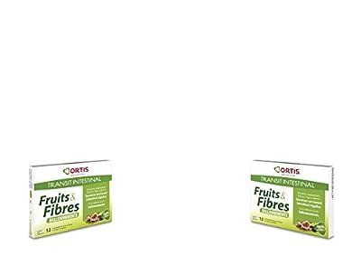 Ortis Intestinal Transit Fruits & Fibres 30 Tablets