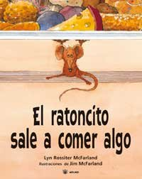 El ratoncito sale a comer algo (COFRE ENCANTADO) por Lyn Rossiter McFarland