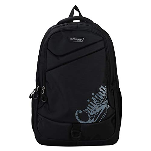 Dkings laptop rucksack, reise wasserdicht college schule bookbag für frauen und männer, große kapazität rucksack (Große Schule Bookbags)