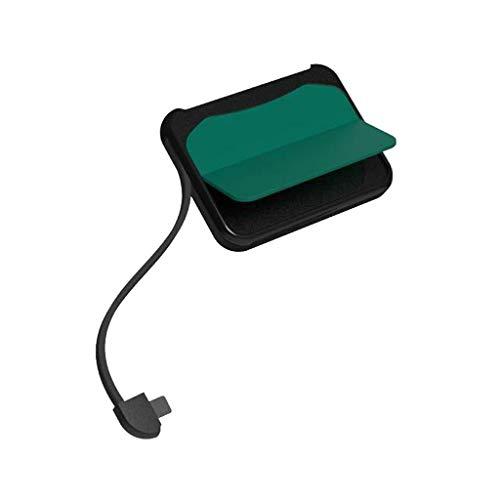 USB-Buchse OTG-Adapterkabel-Verbindungskit Kompatibel für Wohnung und Telefon (M,Grün)
